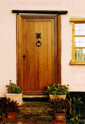 Our solid wood doors provide an elegant look to your home decor ...