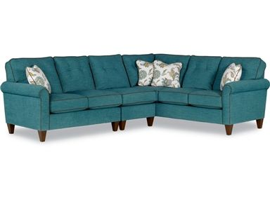 Shop For La Z Boy Laurel Sectional 411 Sectional And