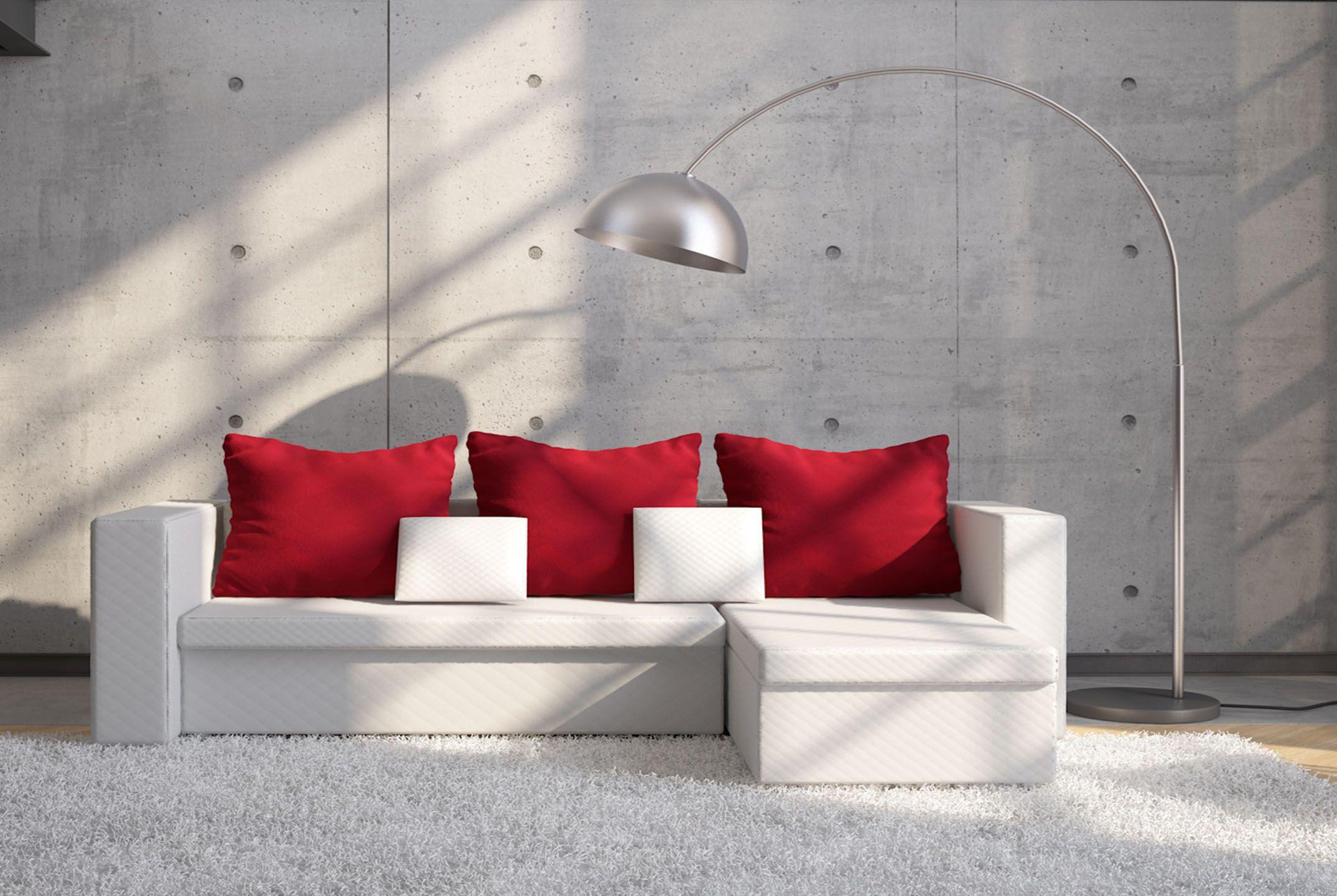 Elegant Moderne Couchgarnituren Ideen Von Saverio Ecksofa Mit Schlafffunktion In Vielen Farben.