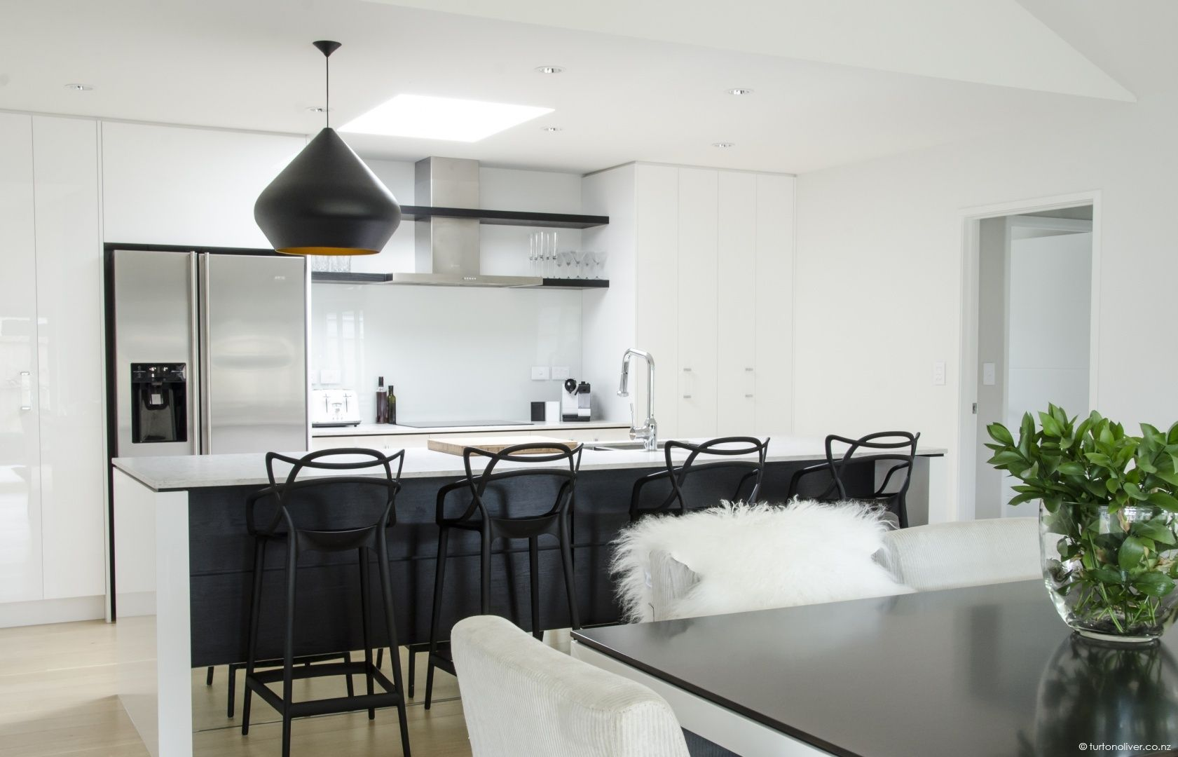turton oliver interior design hamilton nz residential kitchens