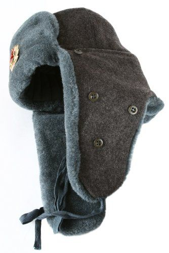 759a47b80cf48 Arctic Circle Russian Army Ushanka Winter Hat-60 Soviet Soldier    Details  can be found by clicking on the image.
