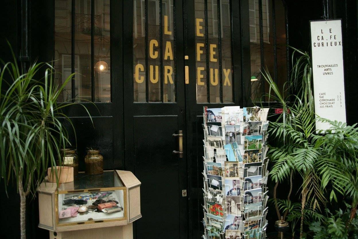 Le Cafe Curieux Rue Scipion  Paris