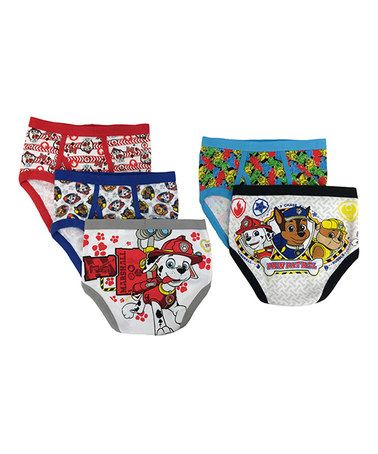 06409168cf Look what I found on #zulily! Paw Patrol Underwear Set #zulilyfinds ...