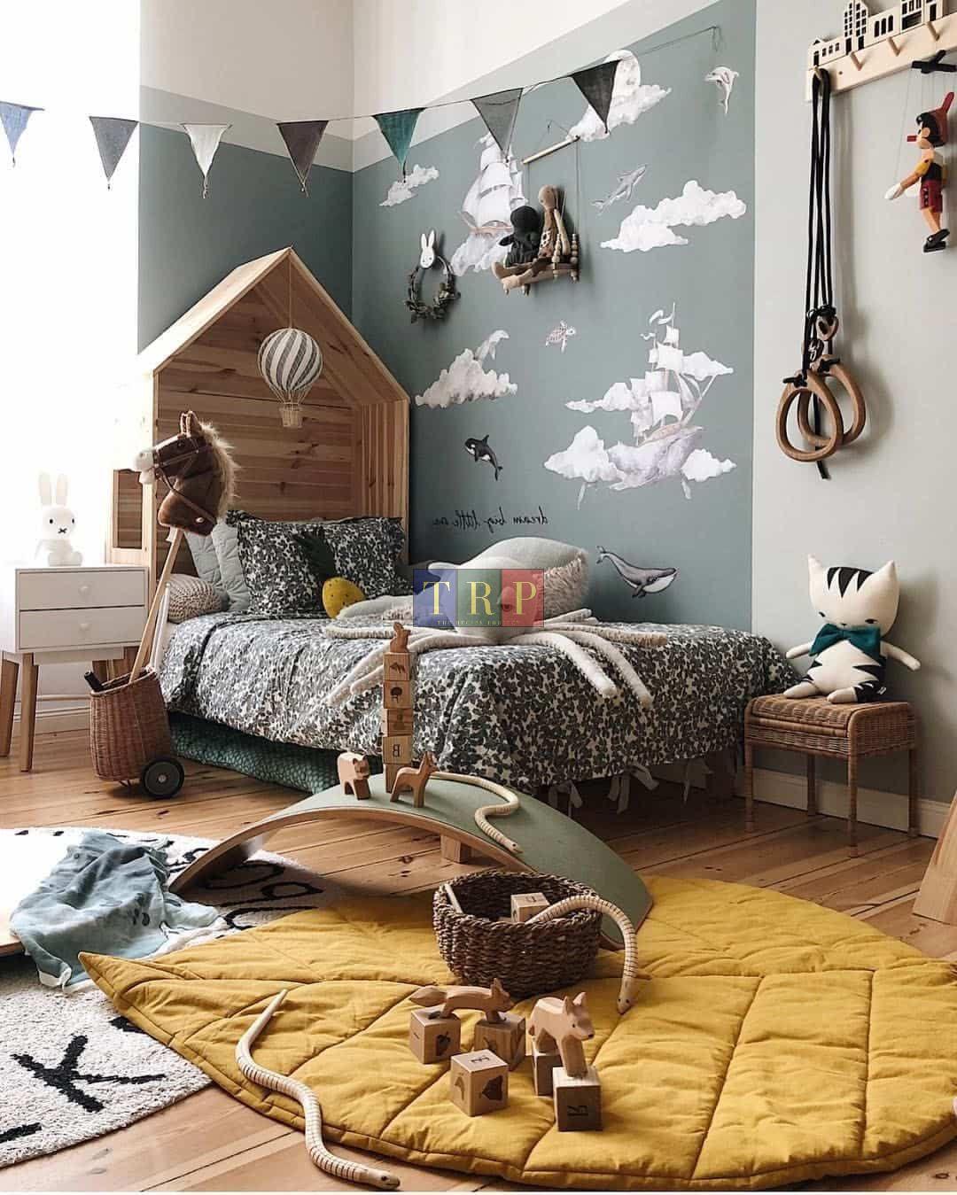 Kids Room Interior 2021 Pastel Colors In 2021 Baby Room Colors Bedroom Trends Kid Room Decor