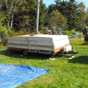 Repairing Holes In Canvas Tent Trailer