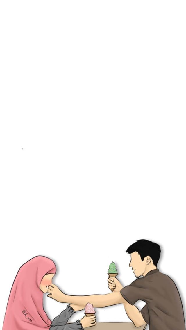 Pin oleh dindahanafii di couple Kartun, Pasangan animasi