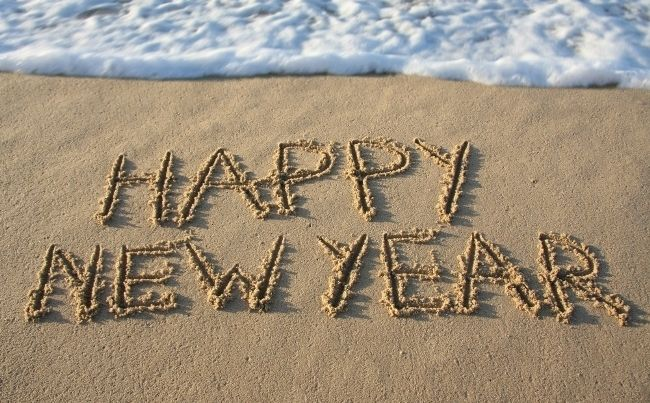 happy new year beach pictures happy new year 2017 beach images new year beach wallpaper 2017