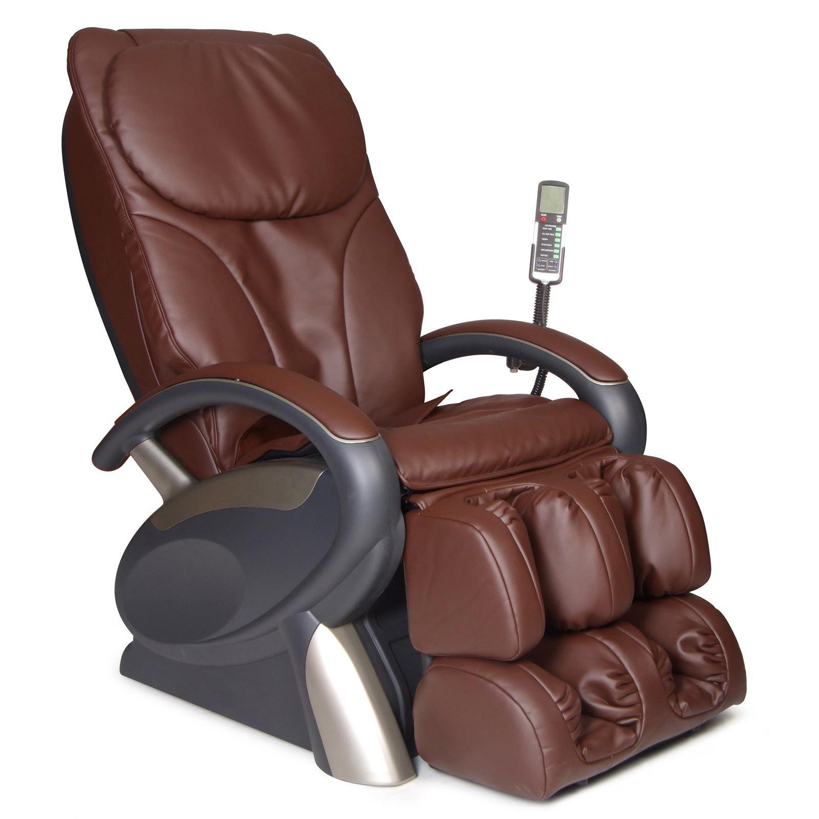 Cozzia 16020 Feel Good Series Shiatsu Massage Chair