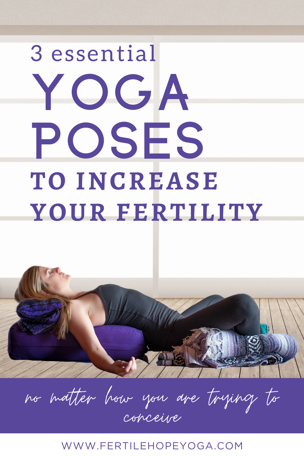 Pin On Yoga For Fertility
