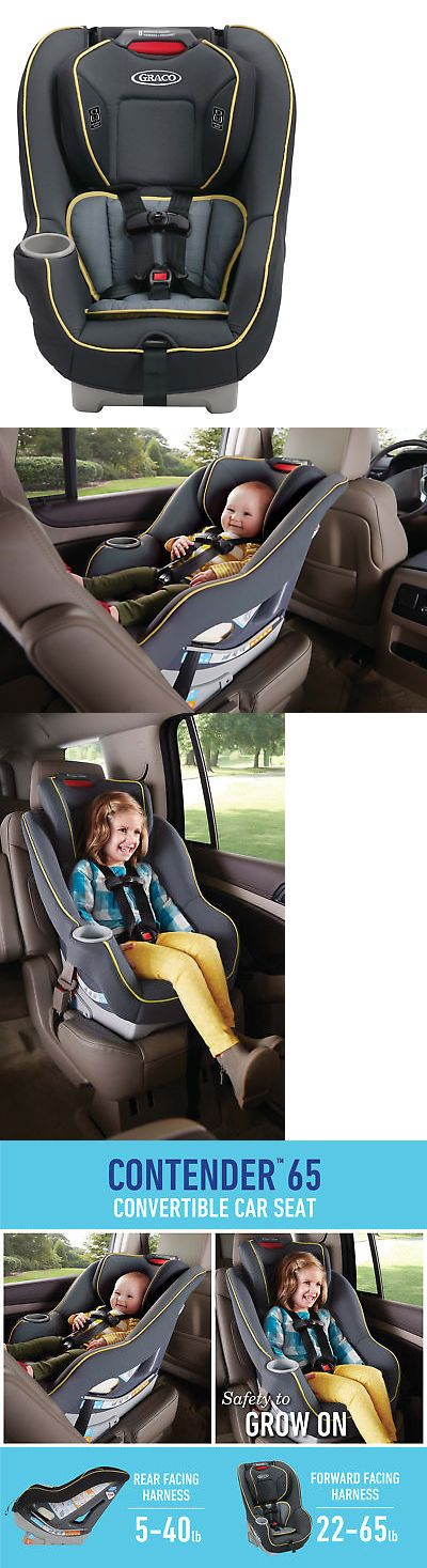 Car Safety Seats 66692 New Graco Contender 65 Convertible Seat