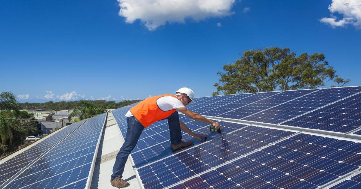 Search for your nearest accredited solar panel installers