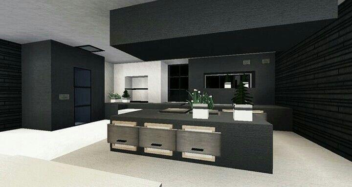 Minecraft Kitchen In 2020 Minecraft Room Minecraft Mansion