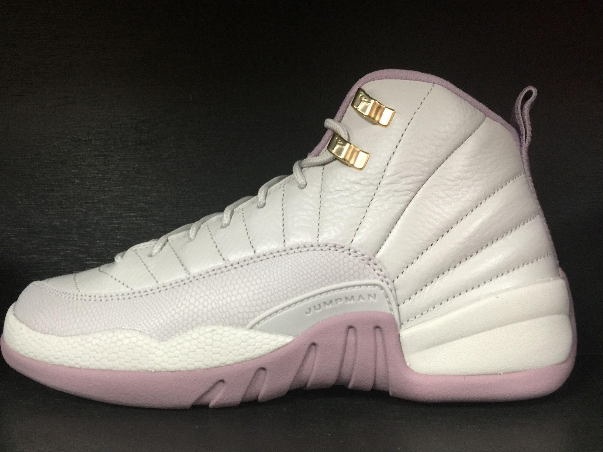 8ab8aa0072e Air Jordan 12 Retro 'Heiress' 'Plum' | wardrobe | Jordans, Air ...