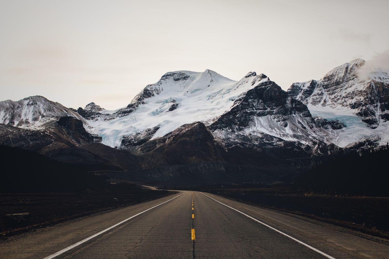 Columbia Icefield Drive