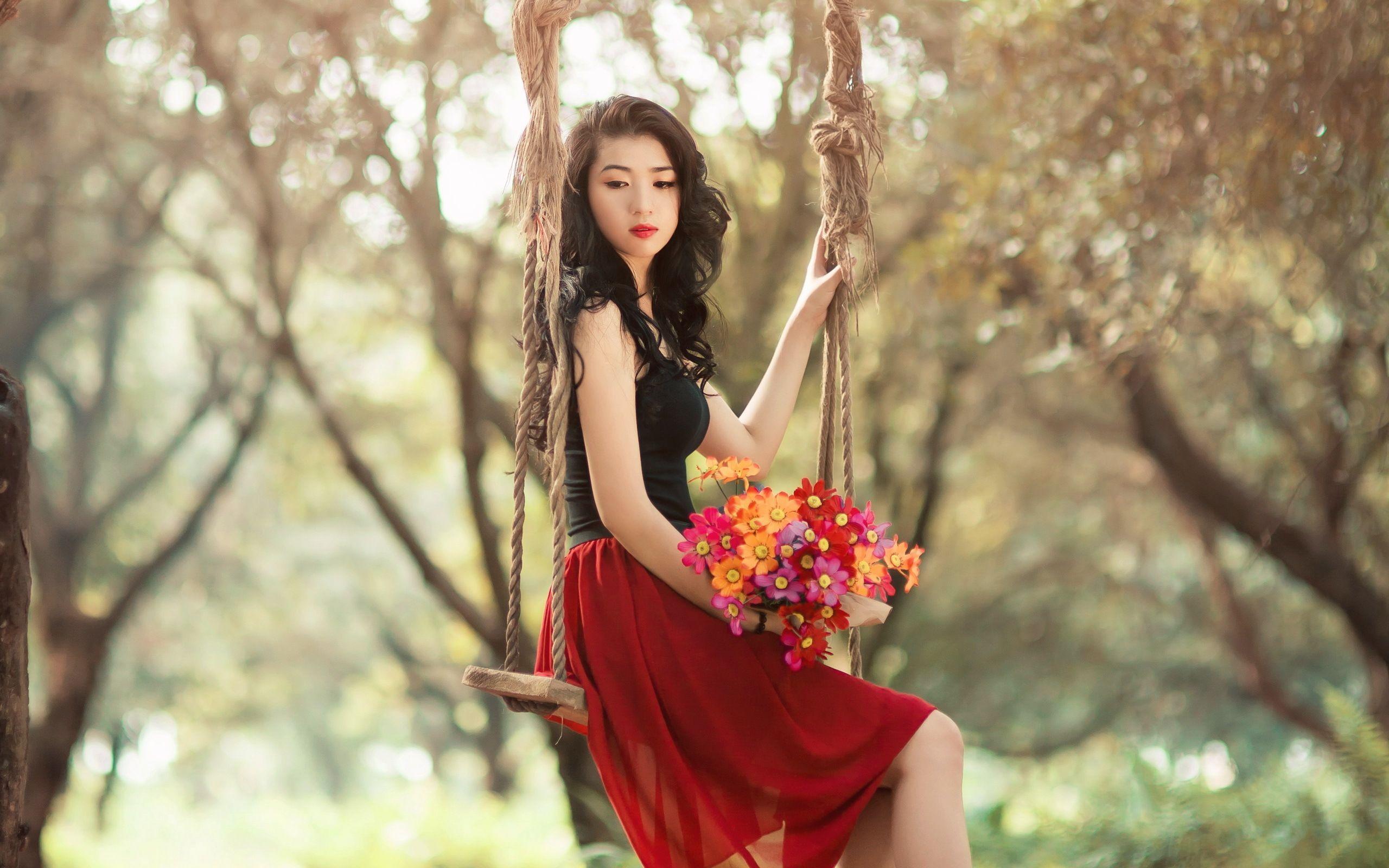 Natural Beauty Girl Beautygirl Naturalbeautygirl Beautifulgirl Beautiful Girl Wallpaper Girls With Flowers Beautiful Girl Image