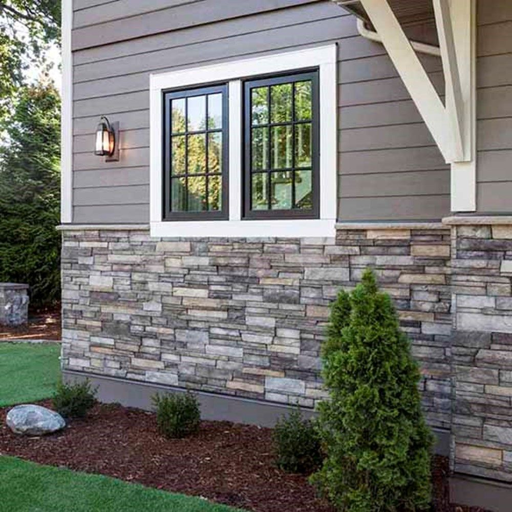 Faux Brick Wall Panels From Home Depot: 101 Resources - Stacked Stone Tile House