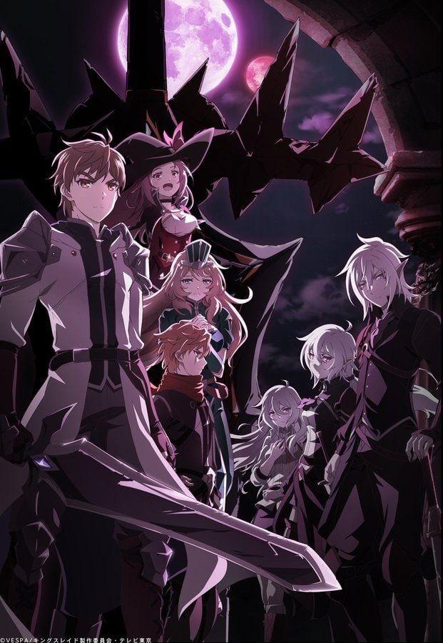 Wallpaper Anime King S Raid Ishi Wo Tsugumono Tachi