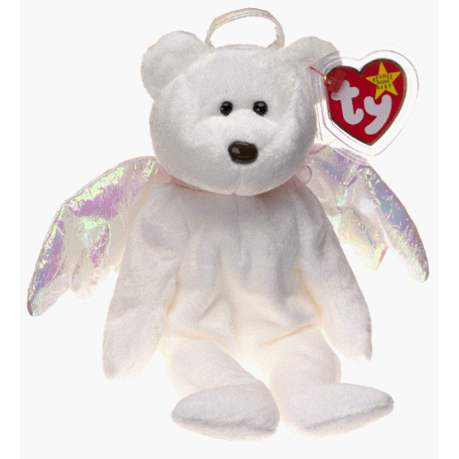 Ty Beanie Babies - Halo the Bear     More info could be found at the image  url. (This is an affiliate link) 0349254c17a9