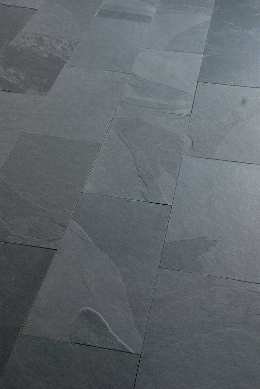 Outdoor Stone Wall Tiles Grafite Artesia Line By
