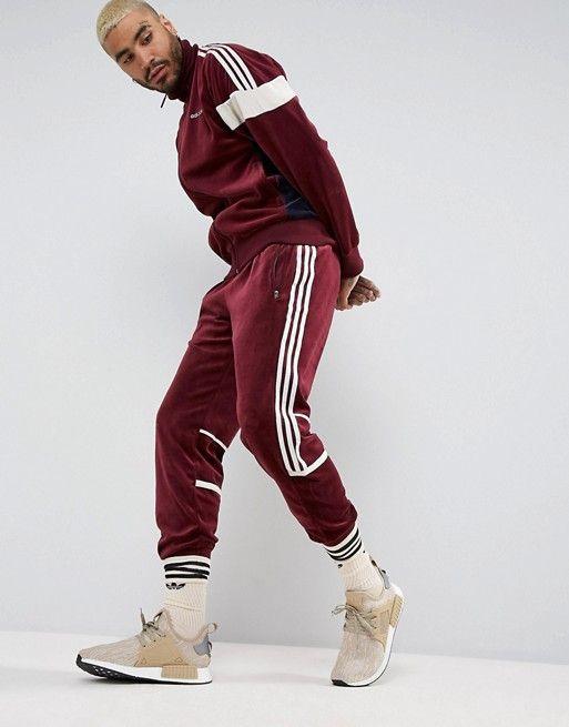 adidas Velour Activewear for Men for sale eBay  eBay