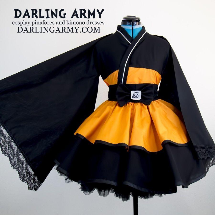 NEW Anime Ed Elric Fullmetal Alchemist Lolita Cosplay female Kimono Dress
