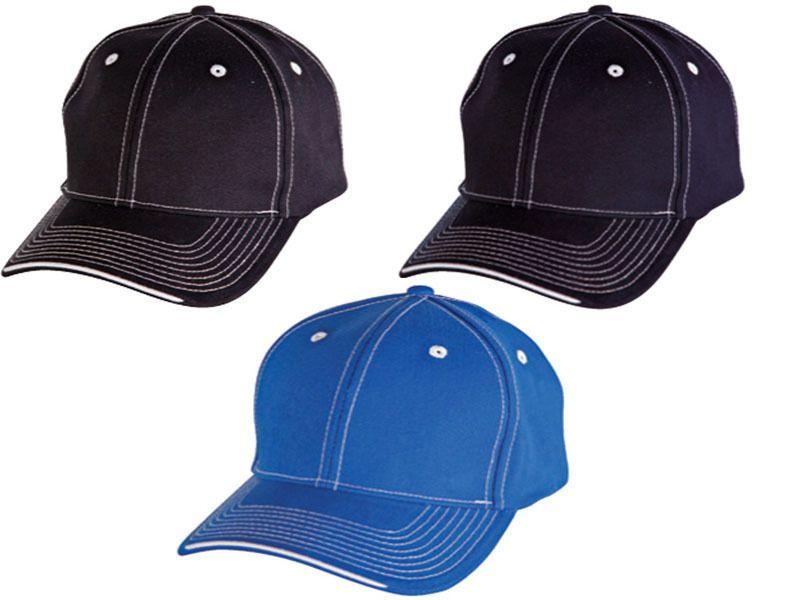 63bda66af7709b $16.55 AUD - Mens Stylish Contrast Trim Cap Sports Sun Summer Work Hat Hats  Men's Caps #ebay #Fashion
