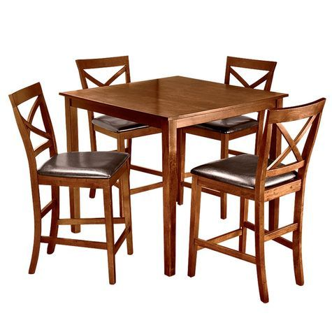 Shopko Kitchen Tables Gramercy 5 piece high dining set shopko kitchen pinterest gramercy 5 piece high dining set shopko kitchen tablesdining workwithnaturefo