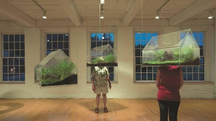 (© Vaughn Bell, 'Village Green', 2008, collection de l'artiste)
