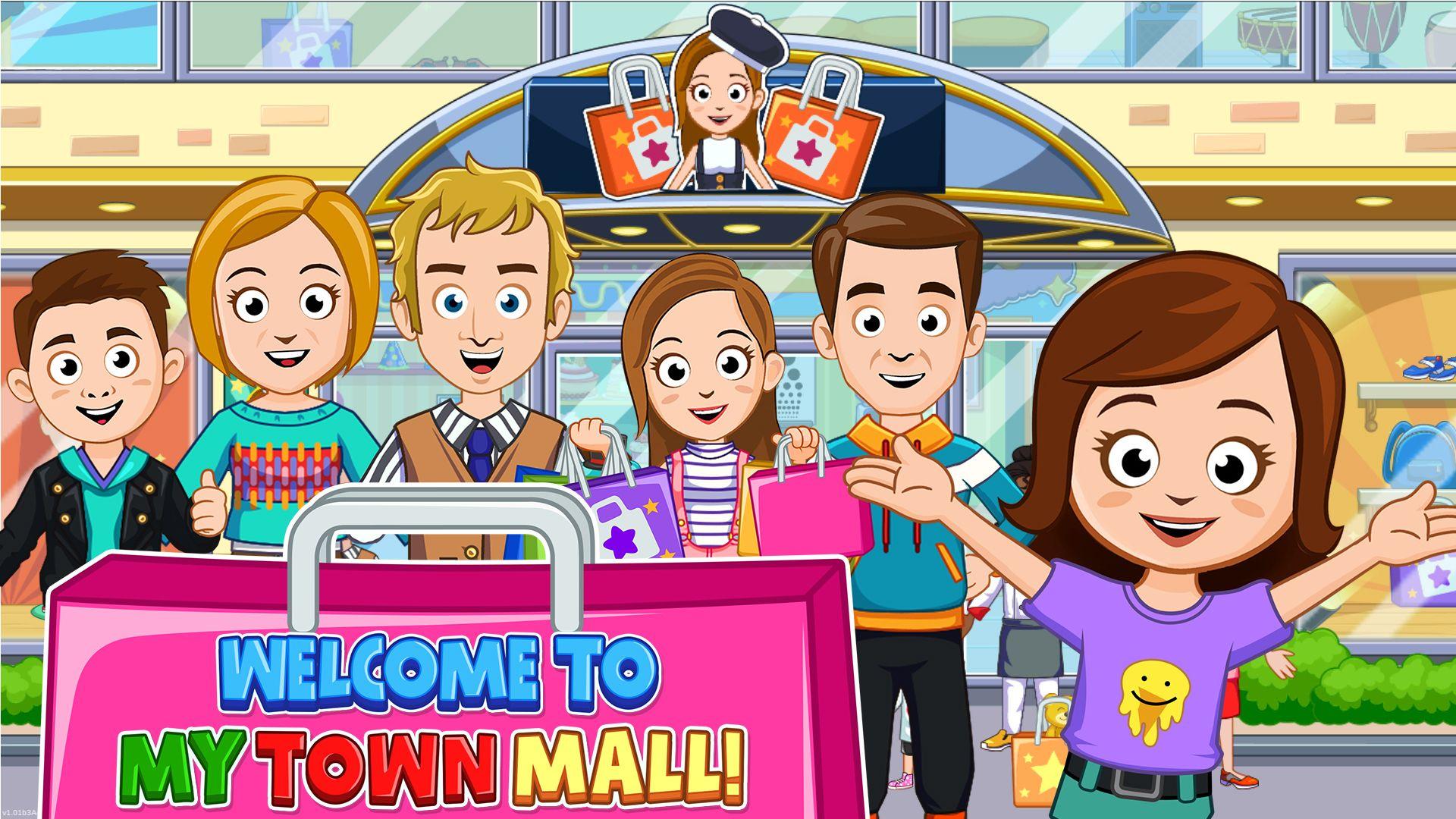 My Town Shopping Mall Town, Shopping, Mall My town