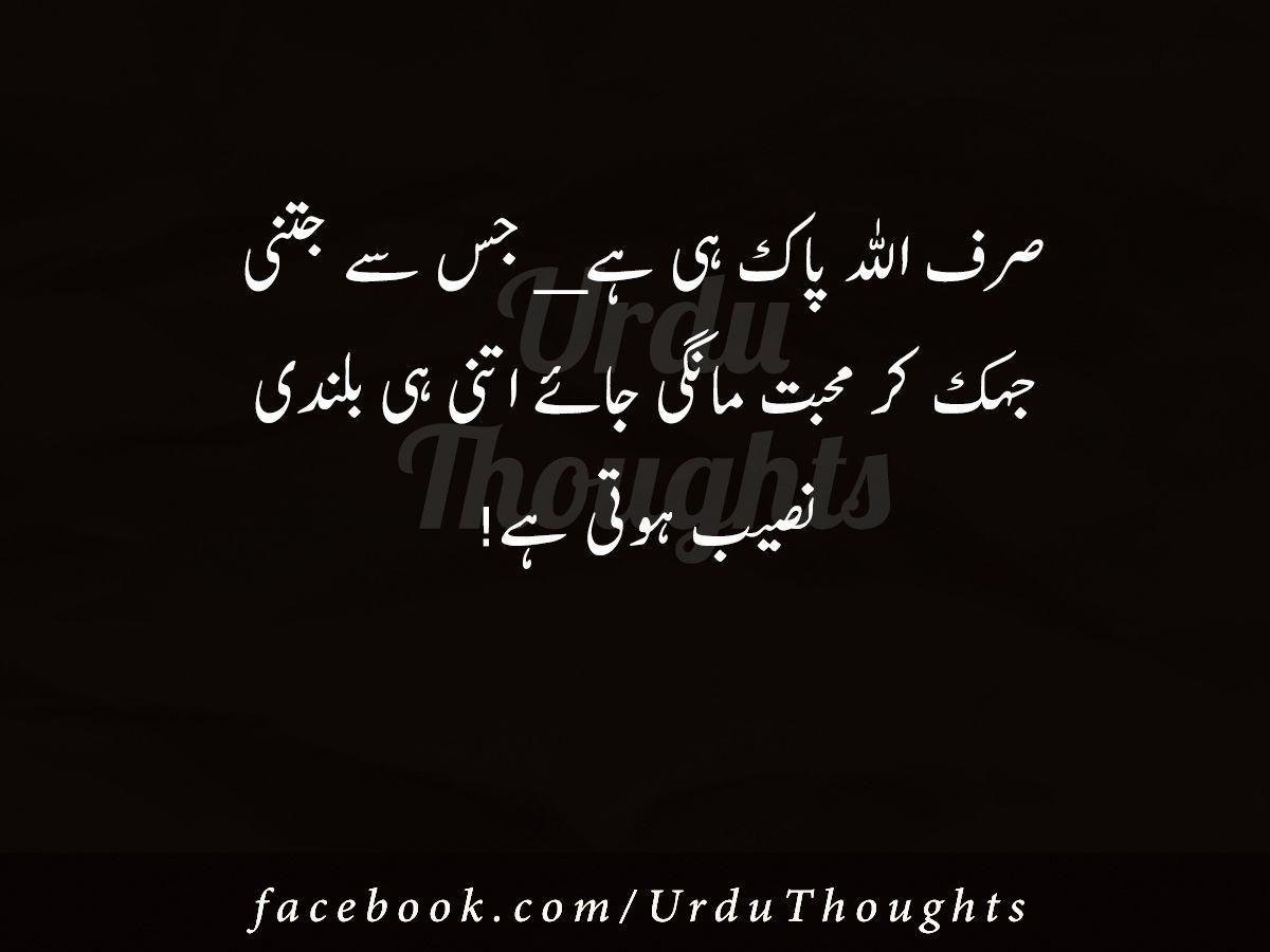 20 Inspirational Islamic Quotes Images In Urdu Islamic Quotes