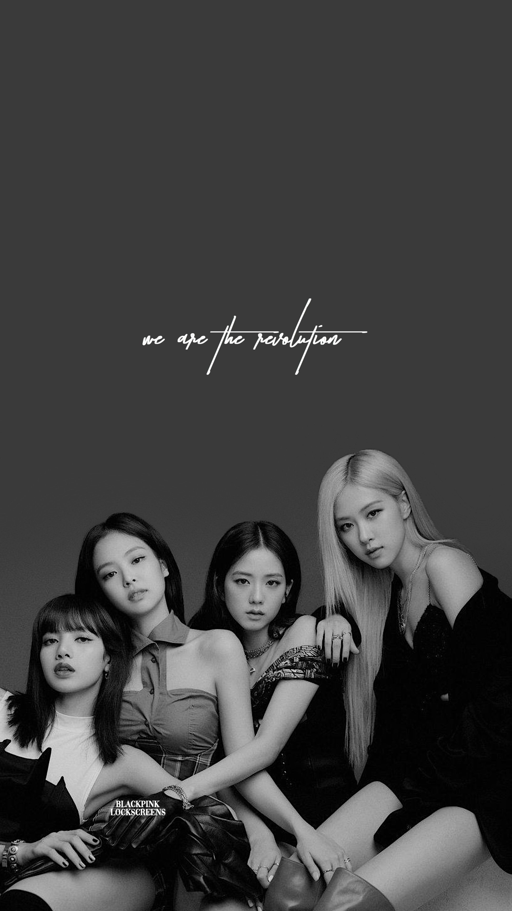 Follow Me On Instagram Blackpinklockscreens For More Blackpink