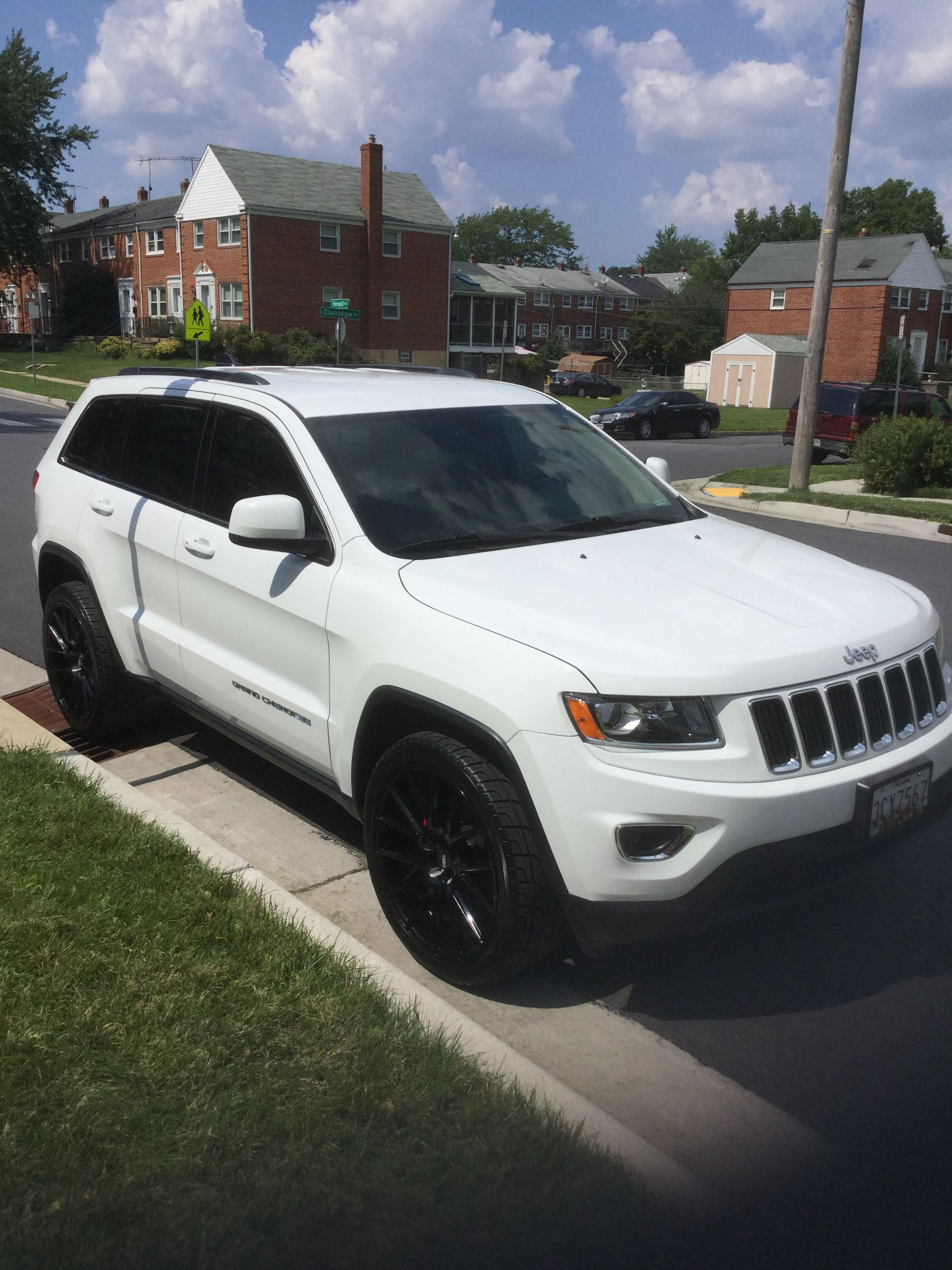 2014 Jeep Grand Cherokee Laredo W Made To Fit 22 Xo Luxury F1