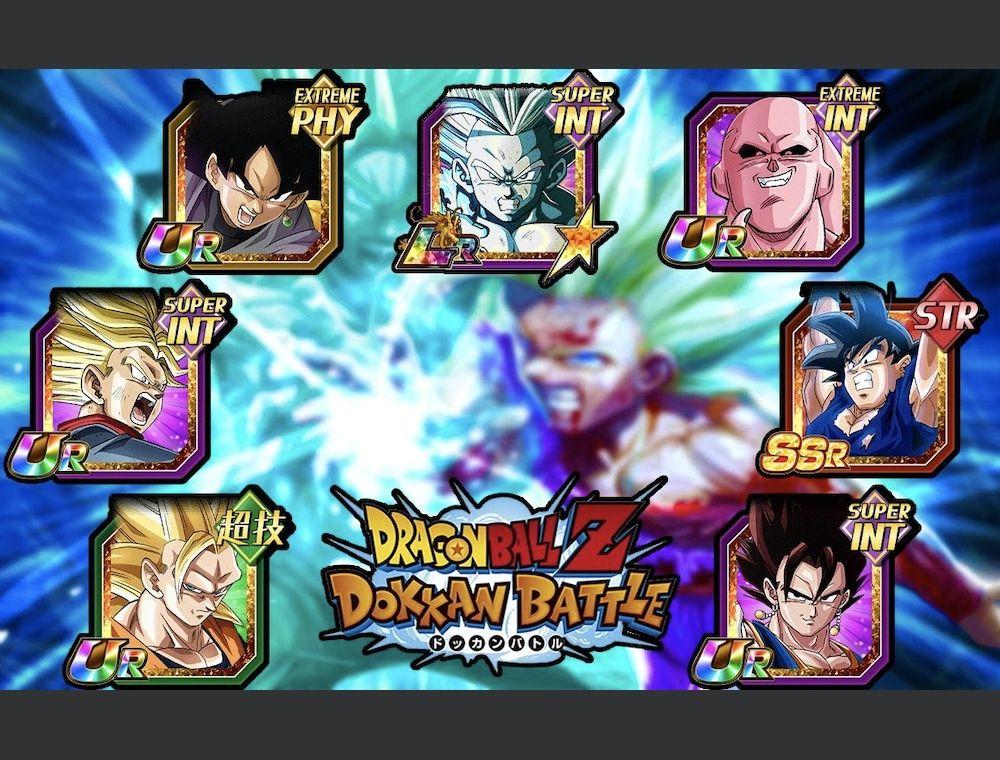 Top 5 Dokkan Battle Nuke Teams Battle Goku Angel Frieza Final Form