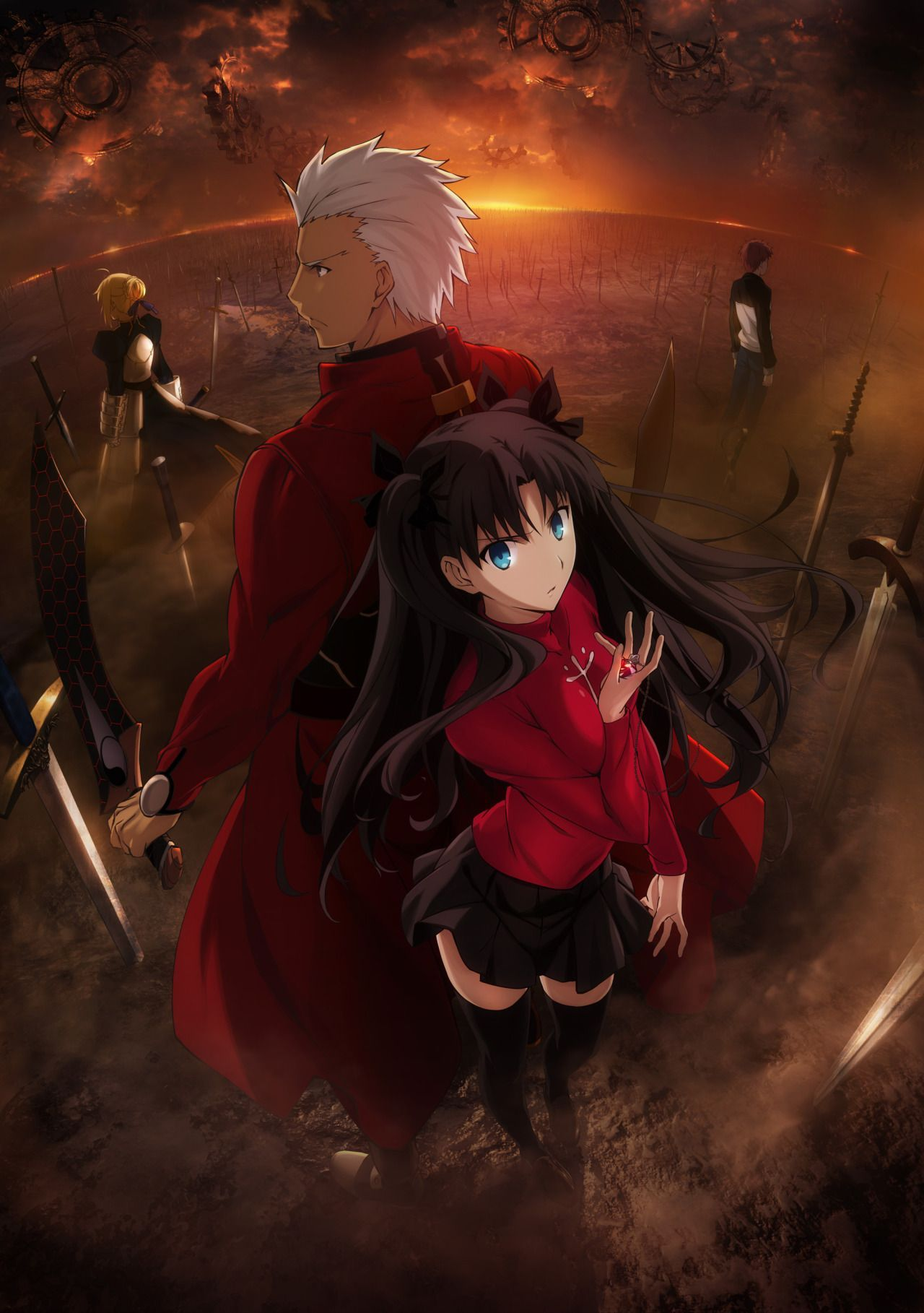 Fate Stay Night Archer Wallpapers Phone Fate Stay Night Archer