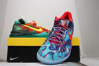 cab45a82ffa2 Nike Zoom Kobe VIII 8 System Premium Size 11 - What The Kobe WTK - 635438  800