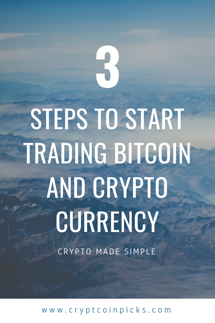 Will show you the easy steps to setup your first bitcoin wallet