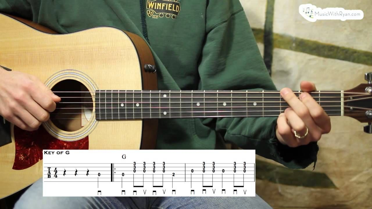 Worried Man Blues Carter Style And Intermediate Guitar Lesson Guitar Lessons Guitar Guitar For Beginners