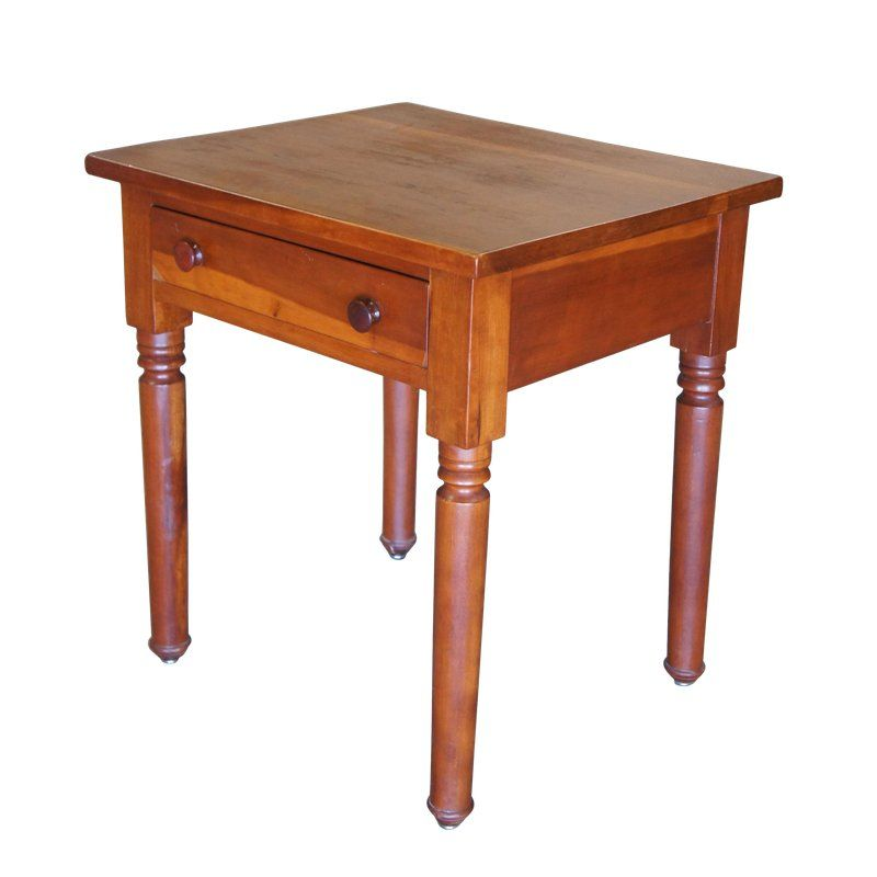 19th Century Early American Maple Side Table In 2020 Side Table Table Early American Style