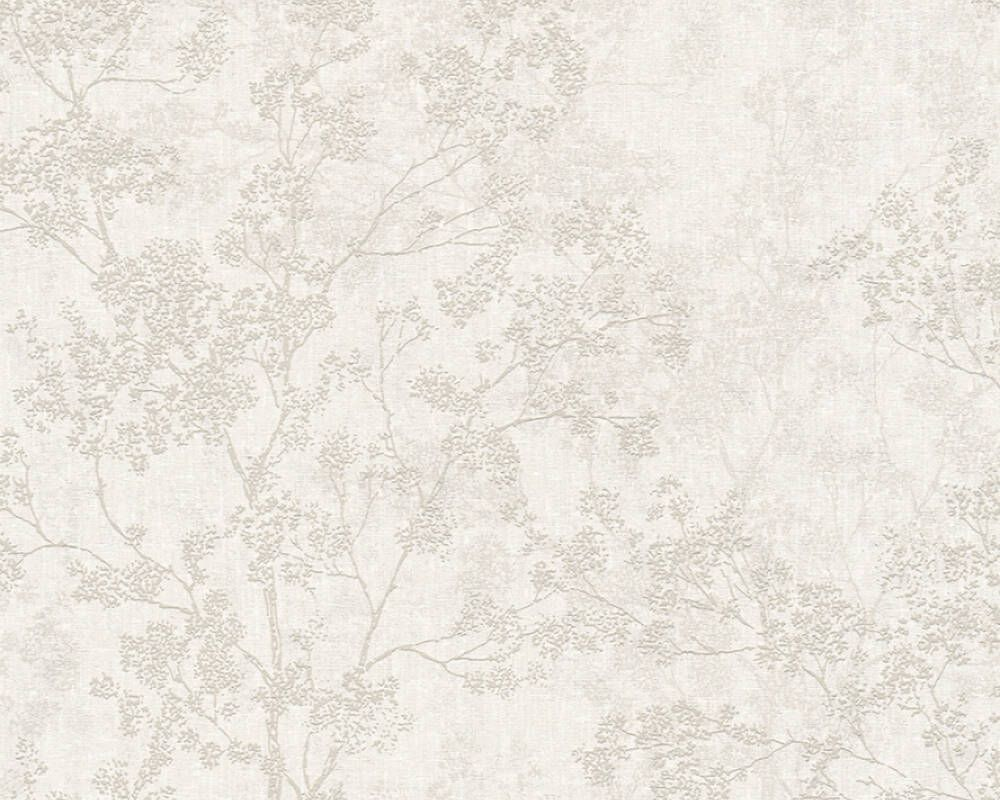 Livingwalls Vliestapete Floral Beige Creme Grau Taupe 373972 In 2020 Tapeten Tapetenmuster Schrage Decke