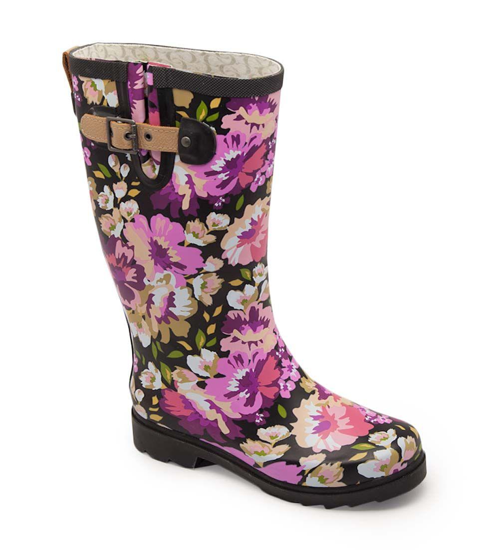 Rubber Garden Boot