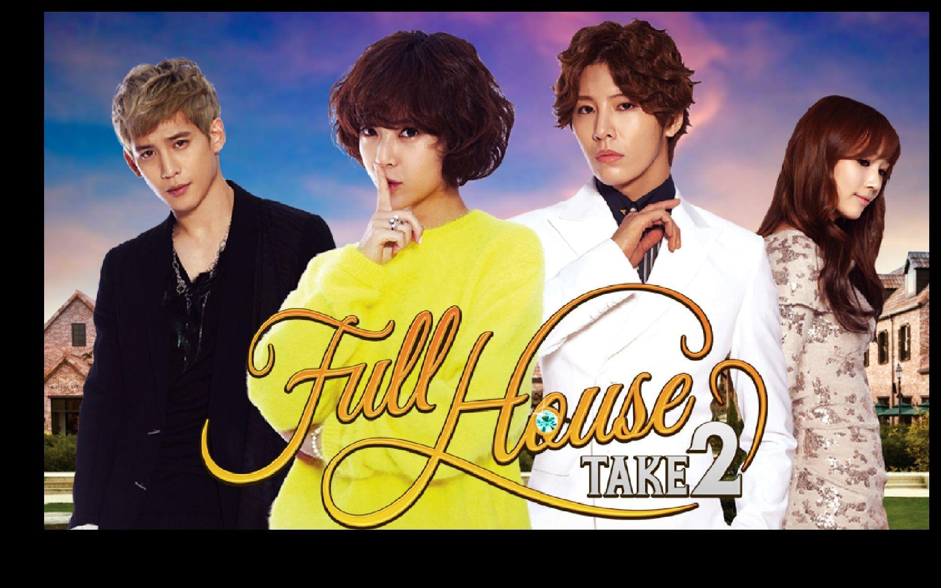 Full House Take 2 Wallpaper All Korean Drama Korean Drama Full House