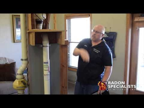 Diy Radon Mitigation A Step By Step Guide To A Radon Free Home In 2020 Drain Tile Home Repair Through The Roof