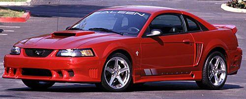 2001 Saleen Mustang S 281 2001 Ford Mustang Saleen Mustang Mustang