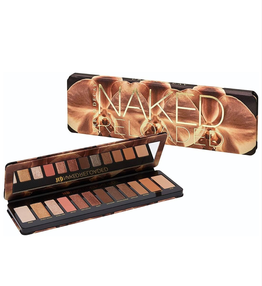 Beautifully pigmented Naked palette. Affiliate link.