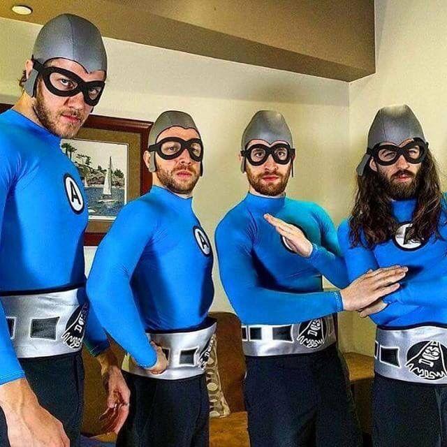 Don't Ask Questions! The Aquabats