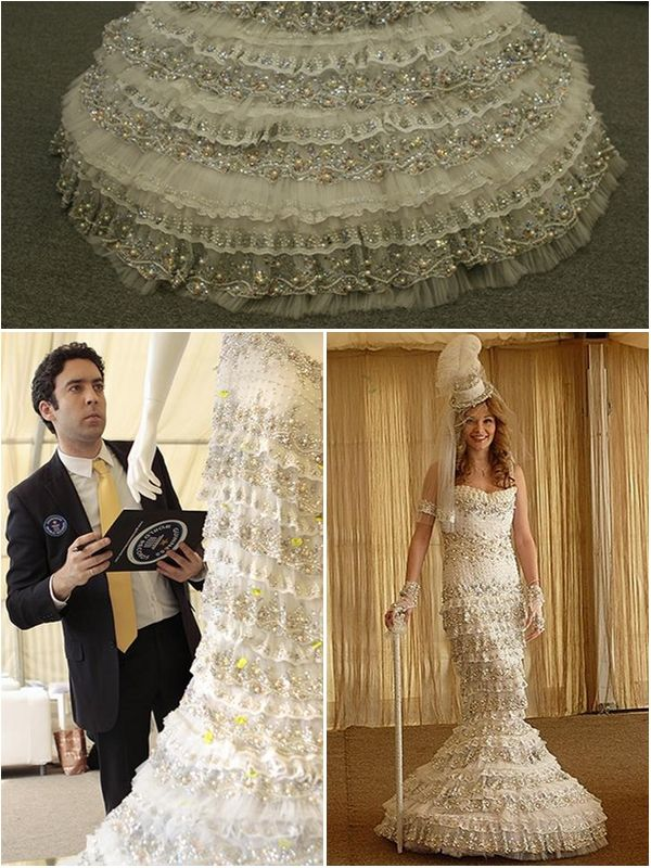 The World S Most Expensive And Heaviest Wedding Dress