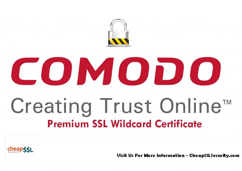 Comodo Premium Wildcard Ssl Certificate With 69 Discount Deals