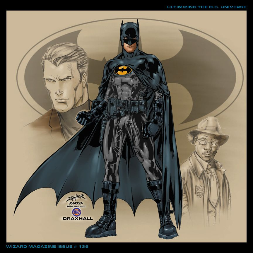 27++ Ultimate batman information