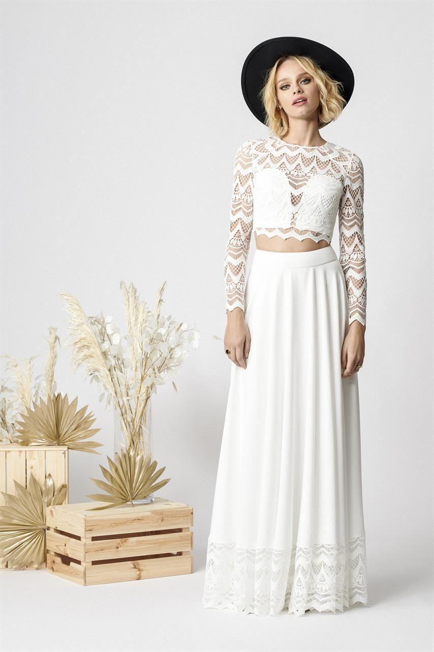 Paradisco - ELBBRAUT  Brautmode, Rembo styling, Kleid hochzeit