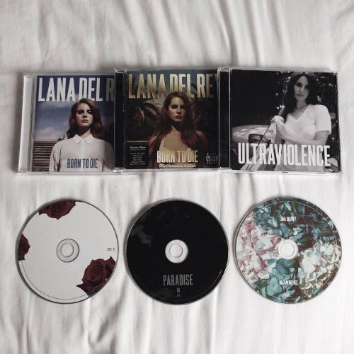 Lana Del Rey Born To Die Paradise Ultraviolence Lana Del